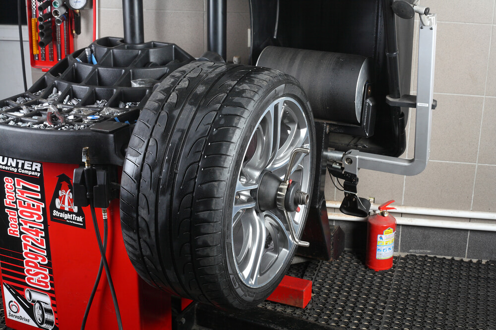 What Is Road Force Tire Balancing Any Benefits Of It